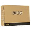 Builder 700w Builder PSU PPFC 6xSata 1xPCIE6+2 4+4pin - Alternative image