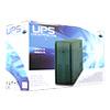 Powercool Smart UPS  850VA 2 x UK Plug RJ45 x 2 USB LED Display - Alternative image
