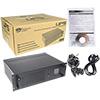 Powercool Rack-Mount Off-Line UPS 1500VA Input/Output: 230V 50Hz with 2x8Ah - Alternative image